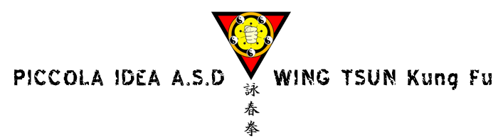 Piccola Idea A.S.D. - WING TSUN - KungFu